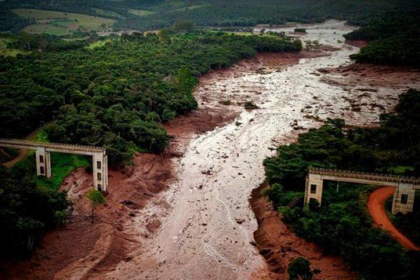 Represa de Brazil