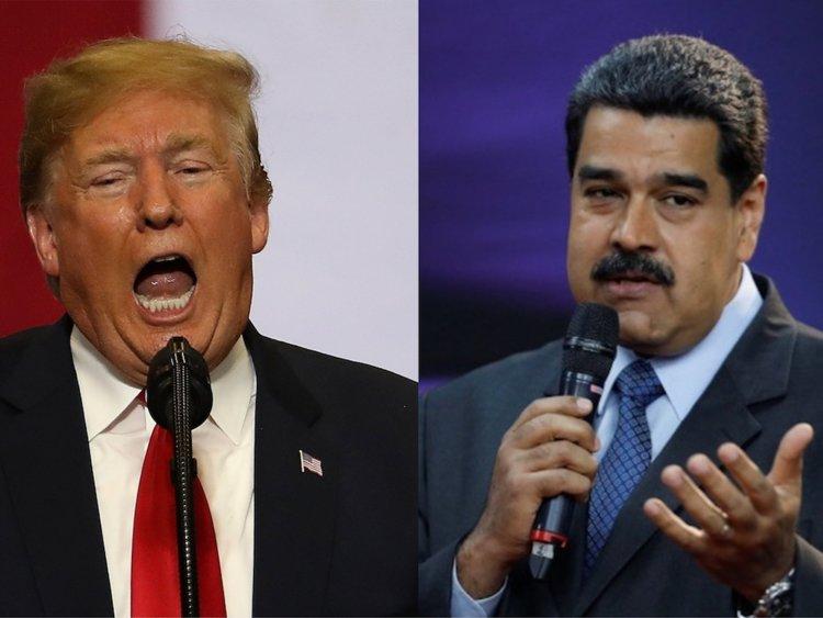 Embajada EE.UU en Venezuela