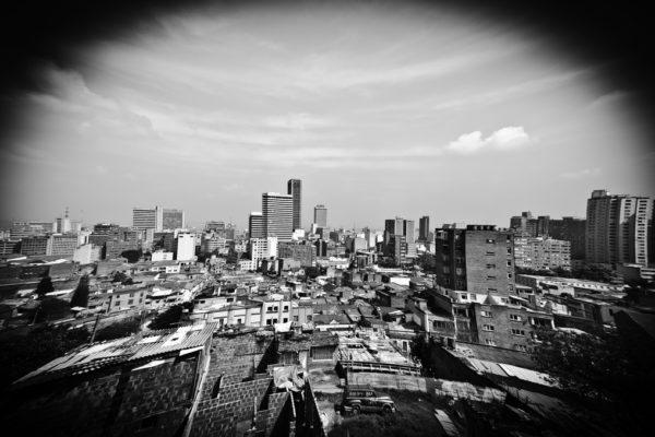 Contaminacion Bogotá