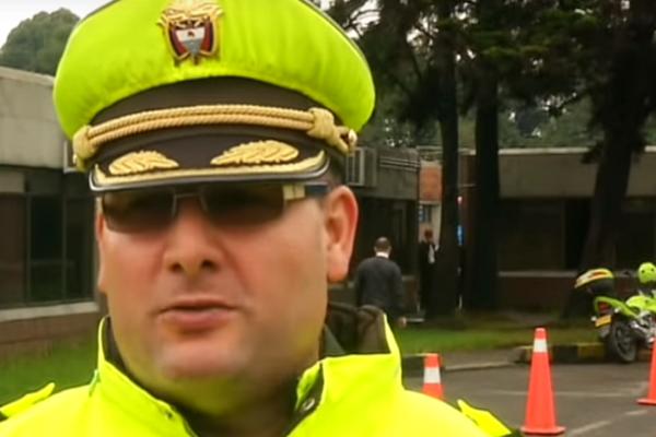 Policía de transito
